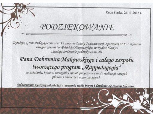 Ruda Śląska 2018