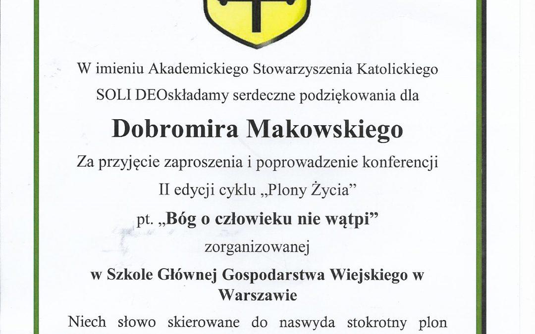 Warszawa 2018